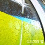 peinture pour vitre verre mirroir