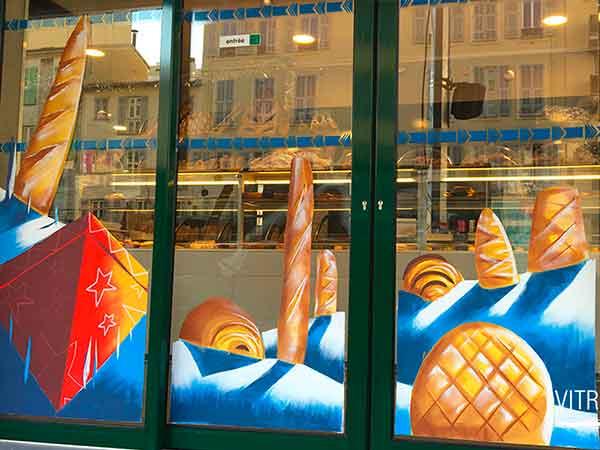 Déco de Noël -  Peinture & Décoration boulangerie