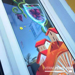 Automne / décoration route des vins