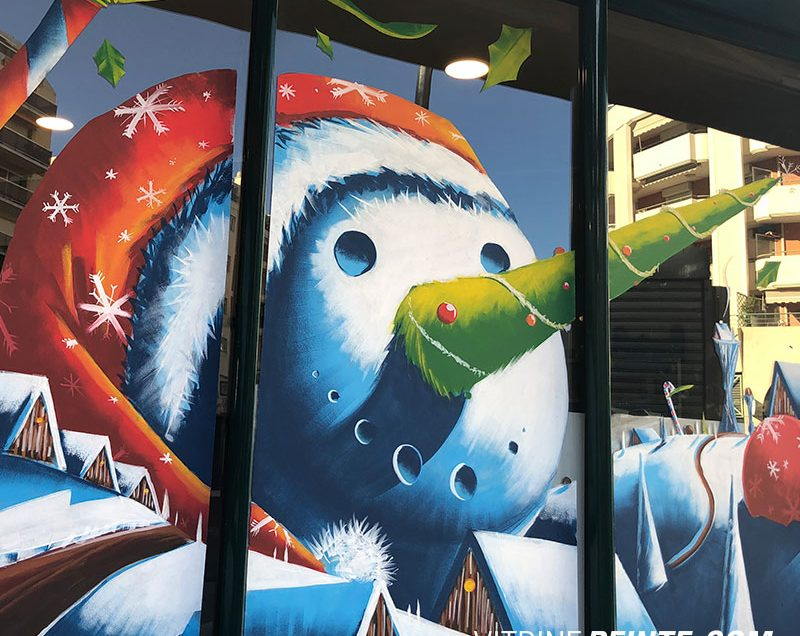 Tendance Noël 2020 : Idées déco pour vitrine magasin