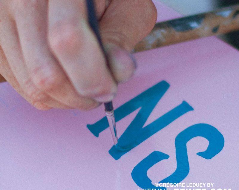 Enseigne Peinte / Peintre en Lettres spécialisé